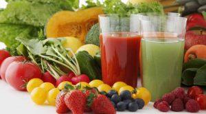 succhi estratti frutta e verdura