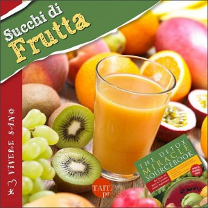 Succhi di Frutta - Libro taita press