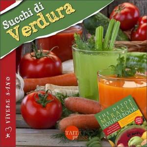 Succhi di Verdura - Libro
